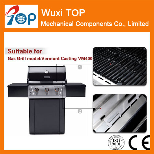 Weber stainless steel BBQ heat plate heat tents  sc 1 st  Wuxi Top Mechanical Components Co. Limited. & Weber stainless steel BBQ heat plate heat tents - Wuxi Top ...